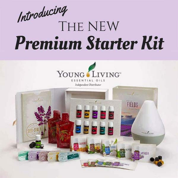 Premium Starter Kit with Dew Drop Diffuser
